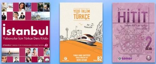 معرفی بهترین مجموعه کتاب های آموزش زبان ترکی استانبولی