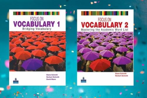 معرفی کتاب Focus on Vocabulary