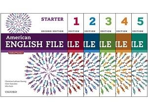 معرفي كتاب American English File