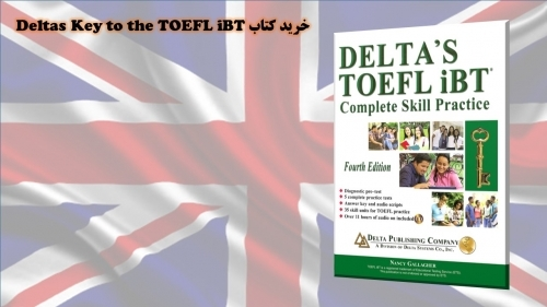 خرید کتاب  Deltas Key to the TOEFL iBT