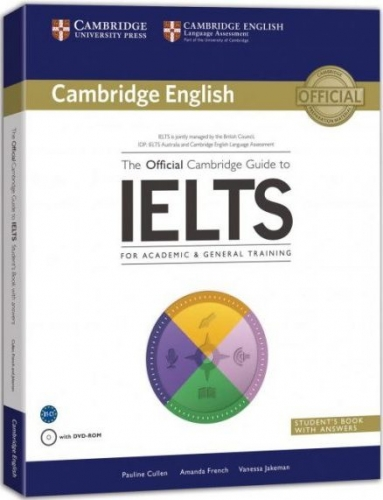 معرفي کتاب The Official Cambridge Guide to IELTS
