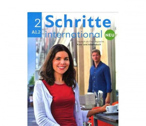خرید کتاب آلمانی Schritte International Neu