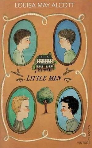 کتاب مردان کوچک Little Men