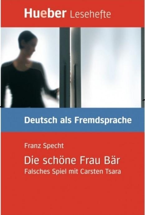 کتاب آلمانی Die schöne Frau Bär