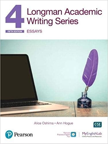 کتاب لانگمن آکادمیک رایتینگ 4 ویرایش پنجم Longman Academic Writing Series 4 5th
