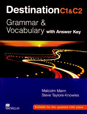 کتاب دستینیشن Destination C1&C2 Grammar & Vocabulary with Answer Key