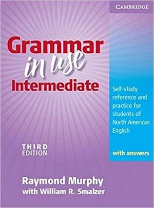 كتاب گرامر این یوز اینترمدیت ویرایش سوم Grammar in Use Intermediate 3th+CD