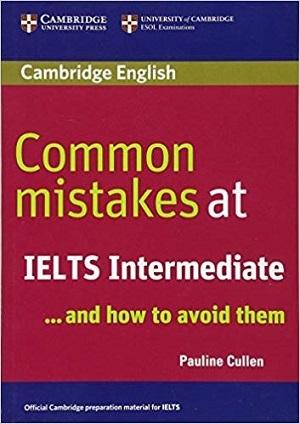 کتاب اشتباهات رایج در آیلتس متوسط  Common Mistakes at IELTS Intermediate