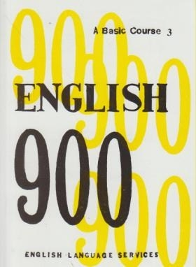 کتاب English 900 A Basic Course 3