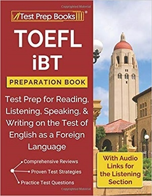 کتاب TOEFL iBT Preparation Book