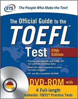 کتاب The Official Guide to the TOEFL Test 5th+DVD