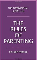 کتاب The Rules of Parenting-Templar