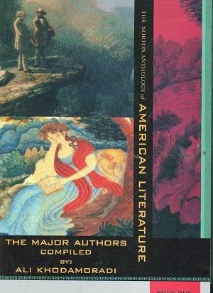 کتاب The Norton Anthology of American Literature 1
