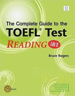 کتاب (The Complete Guide to the TOEFL Test: READING (iBT