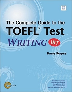 کتاب (The Complete Guide to the TOEFL Test: WRITING (iBT