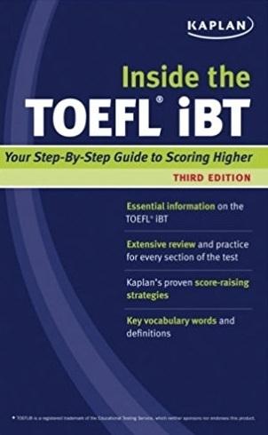 کتاب Inside the TOEFL iBT by Kaplan