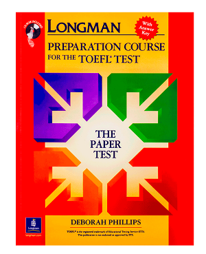 کتاب Longman PBT Preparation Course for the TOEFL Test The Paper Tests with CD