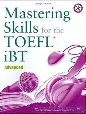 کتاب Mastering Skills for the TOEFL iBT: Advanced