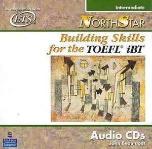 کتاب  NorthStar: Building Skills for the TOEFL iBT, Intermediate