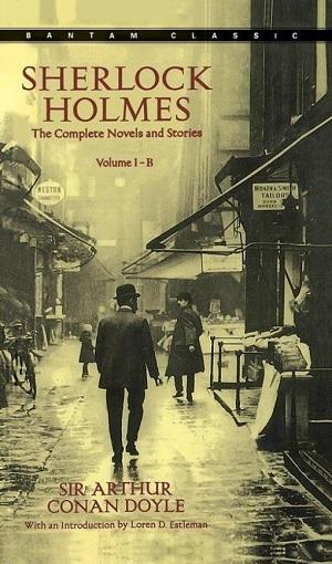 کتاب رمان شرلوک هلمز Sherlock Holmes: The Complete Novels and Stories Volume I & II