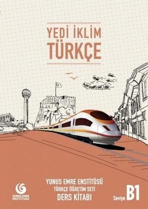 کتاب آموزشی ترکی استانبولی یدی اکلیم  Yedi Iklim B1 (S.B+W.B)+CD