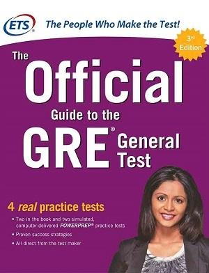 کتاب The Official Guide to the GRE General Test 3rd
