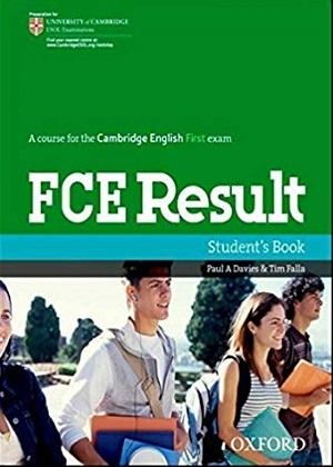کتاب FCE Result SB+WB+CD