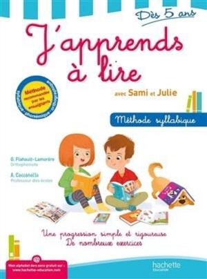کتاب J'apprends a lire avec Sami et Julie