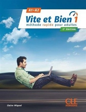 کتاب ویت ات بین ویرایش دوم Vite et bien 1 - 2ème - A1-A2 + CD