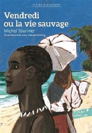 کتاب Vendredi ou la vie sauvage
