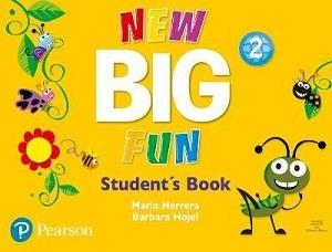 کتاب نیو بیگ فان 2  NEW Big Fun 2 SB+WB+CD