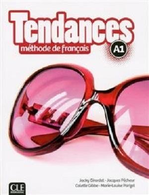 کتاب Tendances - Niveau A1 + Cahier