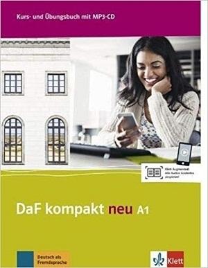 کتاب DaF Kompakt Neu A1