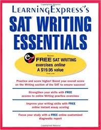 کتاب SAT Writing Essentials