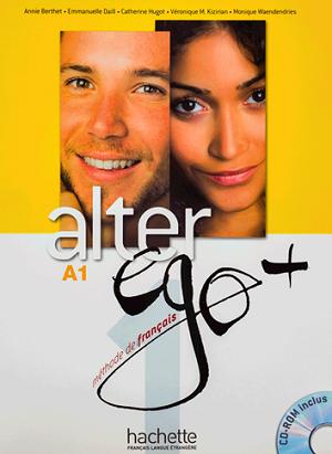 کتاب آلتر اگو پلاس Alter Ego Plus A1 (S.B+W.B)+2CD