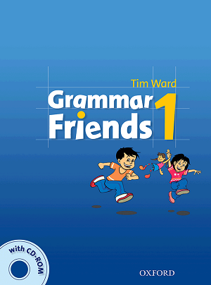 کتاب گرامر فرندز Grammar Friends 1 Student Book + CD