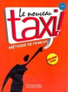 کتاب le nouveau taxi 1 livre de l'eleve A1+ cahier d'exercices + dvd