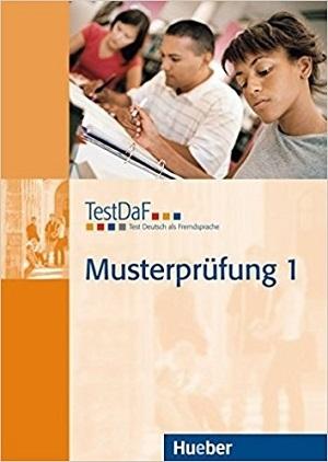 کتاب تست داف ماستر پروفونگ TestDaF Musterprüfung 1 MIT Audio-CD