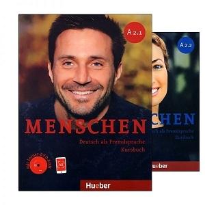 خرید کتاب منشن پک دوجلدی ( Menschen A2 (A2.1 + A2.2
