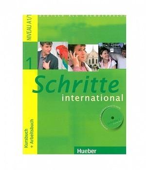 کتاب آلمانی Schritte International 1