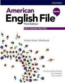 کتاب امریکن انگلیش فایل استارتر ويرايش سوم American English File 3rd Edition: Starter