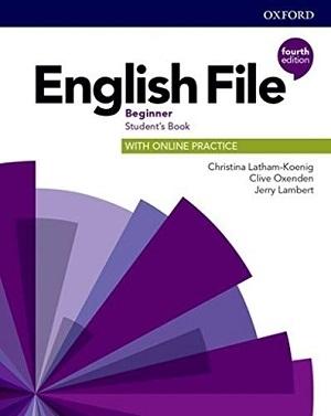كتاب آموزشی انگلیش فایل بگینر ویرایش چهارم English File Beginner (4th) SB+WB+CD