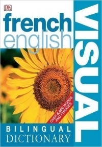 کتاب French English Bilingual Visual Dictionary