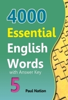 کتاب 4000Essential English Words Book 5 with Answer Key