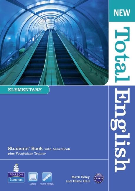 کتاب آموزشی نیو توتال انگلیش المنتري New Total English Elementary