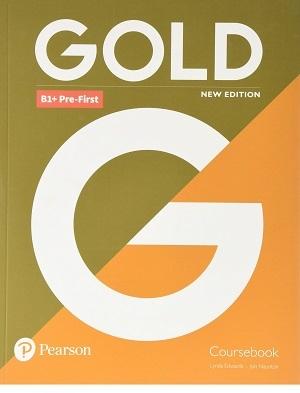Gold B1+Pre First New Edition Coursebook +EXAM MAXIMISER+CD کتاب گلد پری فرست جدید