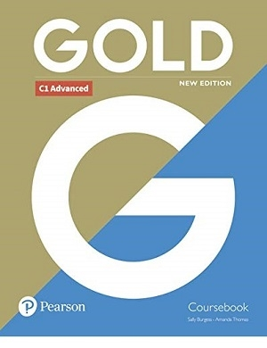 Gold C1 Advanced New Edition Coursebook+Exam Maximizer+CD کتاب گلد ادونس جدید