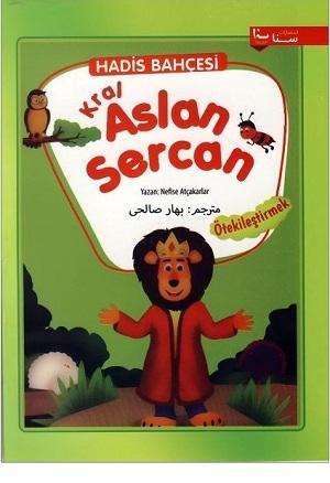 کتاب Kral Aslan Sercan By Nefise Atçakarlar داستان کوتاه ترکی ترجمه بهار صالحی
