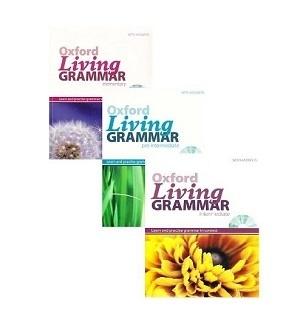 پک کامل کتاب های آکسفورد لیوینگ گرامرOxford Living Grammar+CD