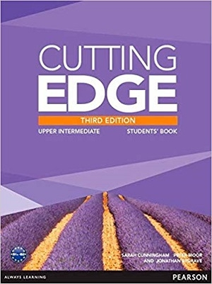 کتاب آموزشی کاتینگ ادج آپر اینترمدیت ویرایش سوم Cutting Edge Upper-Intermediate 3rd SB+WB+CD